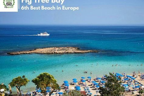 Fig Tree Bay Is 6th Best Beach In Europe Where Are You Going To