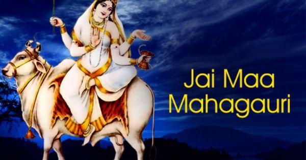 Mata Maha Gauri Devi Ji Pictures for free download
