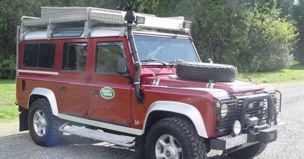 1998 Land Rover Defender 110 For Sale Craigslist