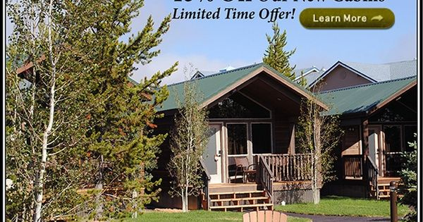 West yellowstone cabin lodging discount explorer cabins for Cabins near yellowstone west entrance