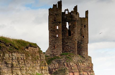 Keiss Castle, Caithness, Scotland by iainmac2 | A Terrible ...