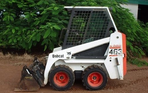 Pin On Skid Steer Loaders