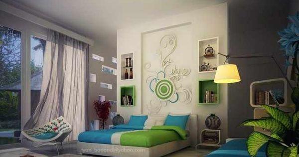 Meiden slaapkamer ideeen slaapkamer idee n voor meisjes meisjesslaapkamer ideeen tienerkamer - Decoratie slaapkamer tiener meisje ...
