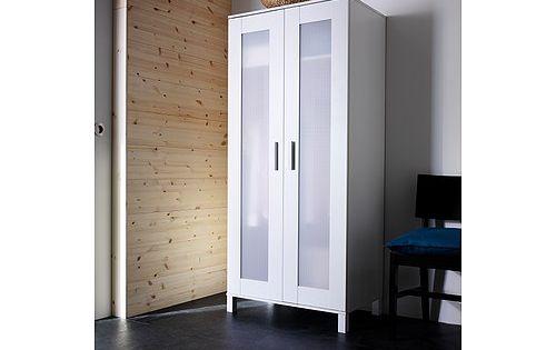 aneboda wardrobe white 81x180 cm ikea och inspiration. Black Bedroom Furniture Sets. Home Design Ideas