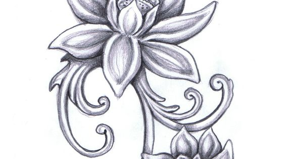 lotus flower drawings for tattoos viola 39 s lotus flower by mary cosplay tattoo ideas. Black Bedroom Furniture Sets. Home Design Ideas