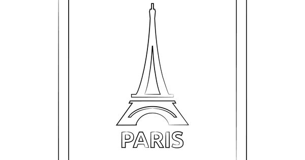 Paris Eifelturm Malvorlagen Gratis 293842938424 E1542366215517 Paris Eiffel France Drucken Printables Ausmalbilder Kinder Ausmalen Eiffelturm