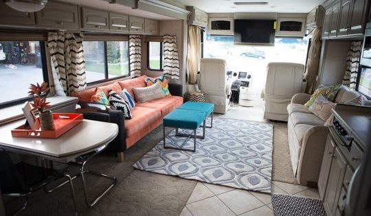 Before & After: The Amazing 6-Day RV Makeover — Renovation Project -