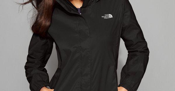 The North Face Jacket Resolve Lightweight Zip Up Rain