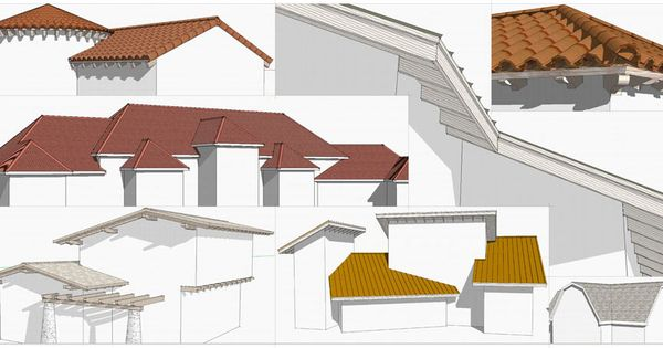 Instant roof vali architects instant scripts for Hip roof design software