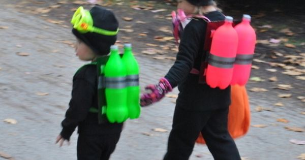 Homemade Costumes for Kids - this website has tons of DIY costume