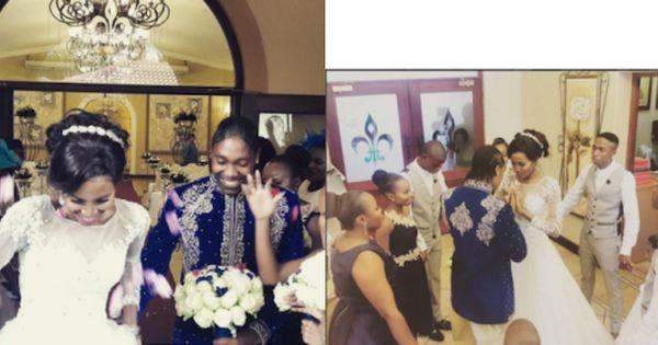 South African Lesbian Athlete Caster Semenya Weds Partner On Her