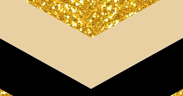 Sparkly Chevron | Gold glitter background, Glitter ...