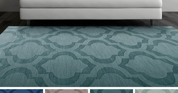 Teal Grey Area Rug 7 10 X 10 10 Overstock Shopping