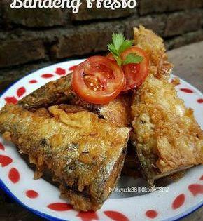 Pin Oleh Margriet Di Dora Resep Ikan Resep Masakan Resep