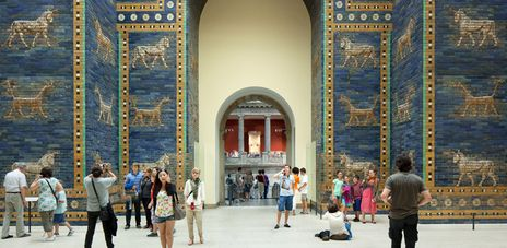 Pergamonmuseum Home Bode Museum Museum Museum Insel