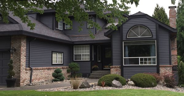 Great House Colour Sherwin Williams Peppercorn Home