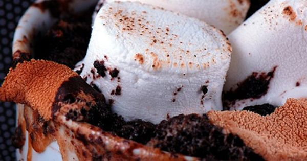 Desserts made with marshmallows chocolate marshmallows marshmallows