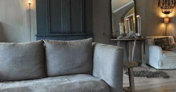 Matte kalkverf kleur taupe google zoeken woonkamer living room pinterest taupe kleur - Kleur grijze taupe ...