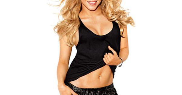 Shakira's Amazing Body... Shakira