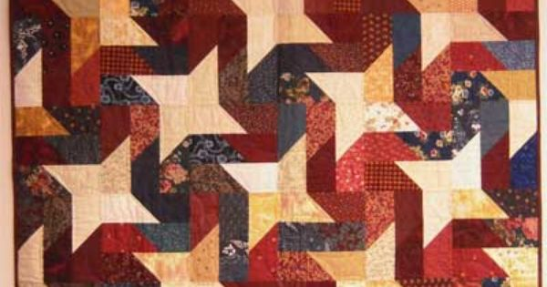 Chisel Quilt Pattern Capital Quilts Custom Cutting