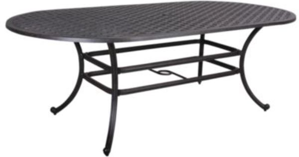 Homemakers Furniture 42 X 84 Oval Dining Table Gather