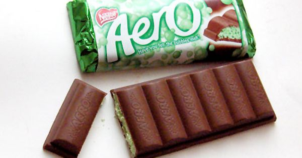 Mint Aero Bars Are The Best Mint Chocolate Aero Chocolate Uk Chocolate
