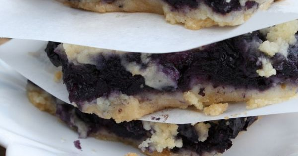 Blueberry Crumb Bars. BlueBerry CrumbBar