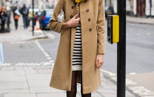 Street Style - Alexa Chung outfit inspirations Winterchic winterstyle winteroutfits