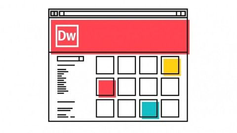 Go Hands On With Web Design Skills In Adobe Dreamweaver Cs5 5 With One Of The World 39 S Top Software Train Dreamweaver Tutorial Adobe Dreamweaver Tool Design