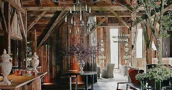 Barns Style And Decor Pinterest Home The O 39 Jays And Wells