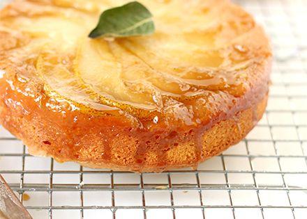 Pear Cake -