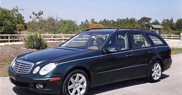 Mercedes Benz E Class E350 4matic Wagon Benz Benz E Mercedes Benz