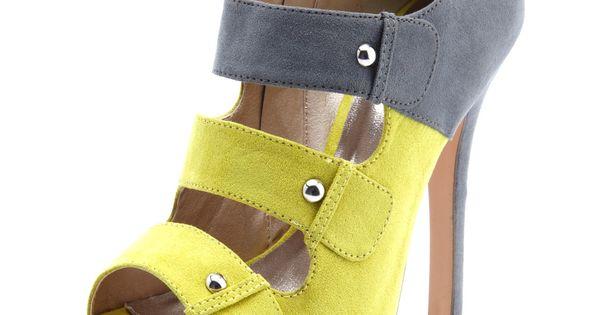 3-Strap Sueded Heel Bootie: Charlotte Russe