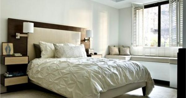 Elegant Contemporary Bedroom By Amanda Moore On HomePortfolio