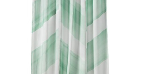 Budget Friendly Ways To Update Your Bathroom Style Redecorate Target Nate Berkus Style Www Artinthefind Com Color Block Curtains Contemporary Shower Curtains