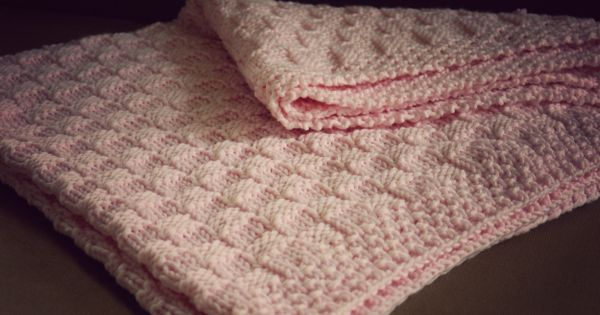 Baby Blanket Pink, Babies and Pink baby blanket