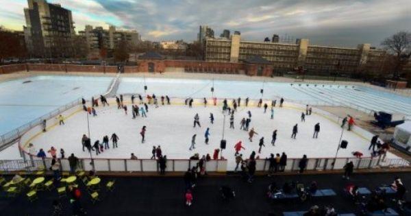 Ice Skating Floor Mats