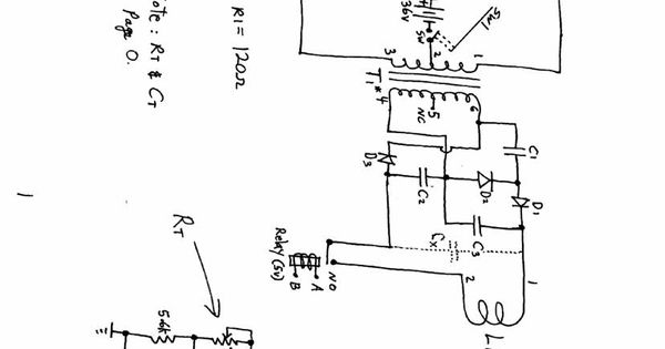 the free information society - mini emp electronic circuit schematic