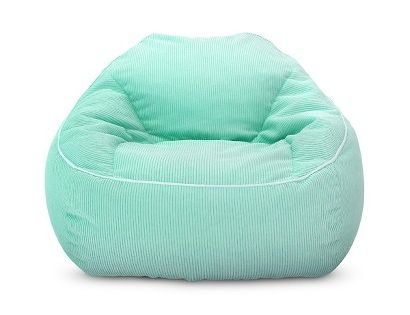Xl Corduroy Bean Bag Chair Pillowfort Aquamint For