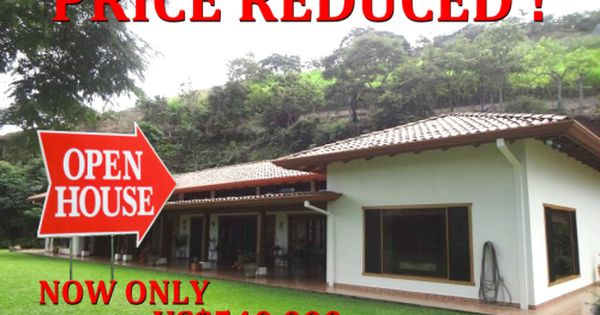 Will Property In Costa Rica Sell Faster On An Exclusive Listing Agreement Costa Rica Real Estate Open House Real Estate Agent