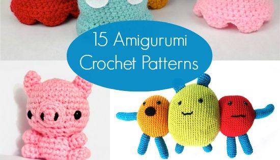 15 Free Amigurumi Patterns to Crochet Free amigurumi ...