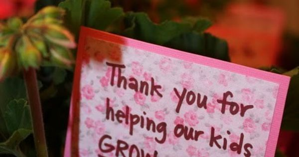 Sunday School Teacher Appreciation Quot Thank You For Helping