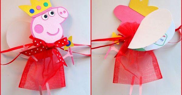 Peppa Pig Invitation as adorable invitations template