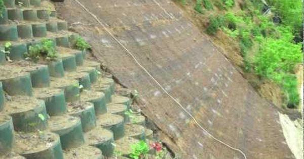 Cell Tek Q A How Do You Install Slopegrid Erosion Control Steep Hillside Landscaping Hillside Landscaping