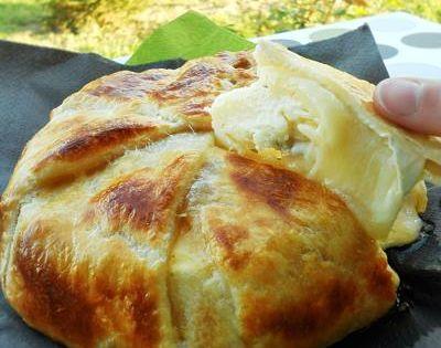 Aperitivo queso brie en hojaldre con mermelada de for Canal cocina tapas