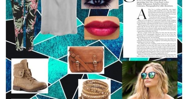 Untitled #7 | Chan Luu and Polyvore