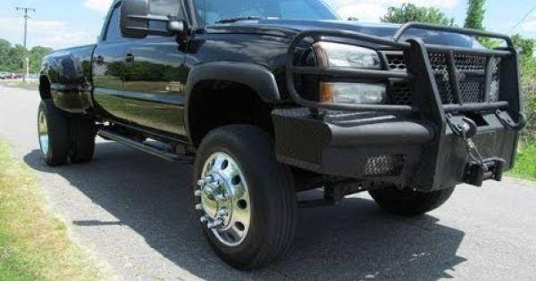 2005 Chevrolet Silverado 3500 Dually Diesel Lt Lifted Truck Trucks Chevrolet Silverado Chevrolet