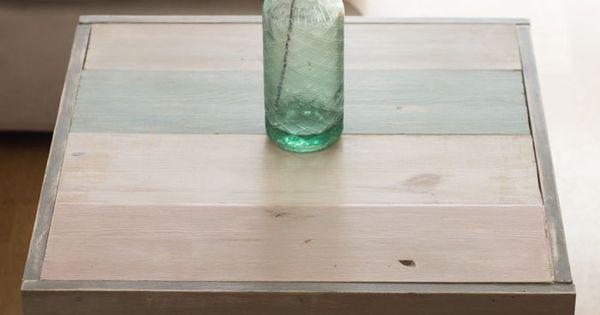 Diy ikea lack mesa con madera y chalkpaint chalkikeando - Mesa lack ikea medidas ...