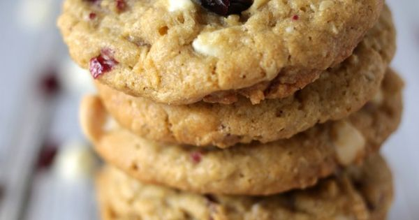 Revolutions, Cookies and Dried cranberries on Pinterest