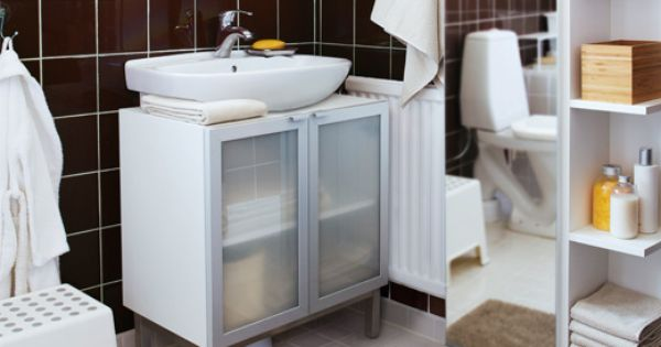 Ikea pensili, e non solo. Mobili Sottolavabo Ikea Ikea Bathroom Sinks Bathroom Sink Storage Bathroom Standing Cabinet